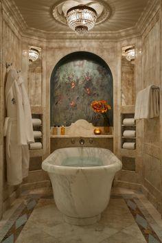 Luxury bathrooms and design inspirations at My Design Agenda
