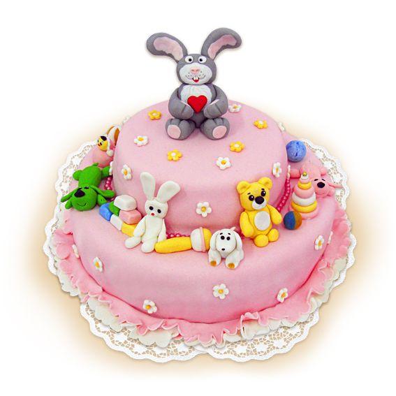 Заказ детских тортов на день рождения с фото