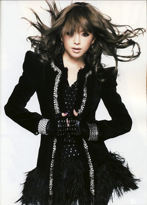 ayumi hamasaki in concert. it would be epic but probably impossible.