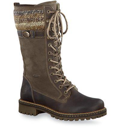 Tamaris 26431-23 Lace-up Mid Calf Boot  Buy online at www.schoose.co.uk
