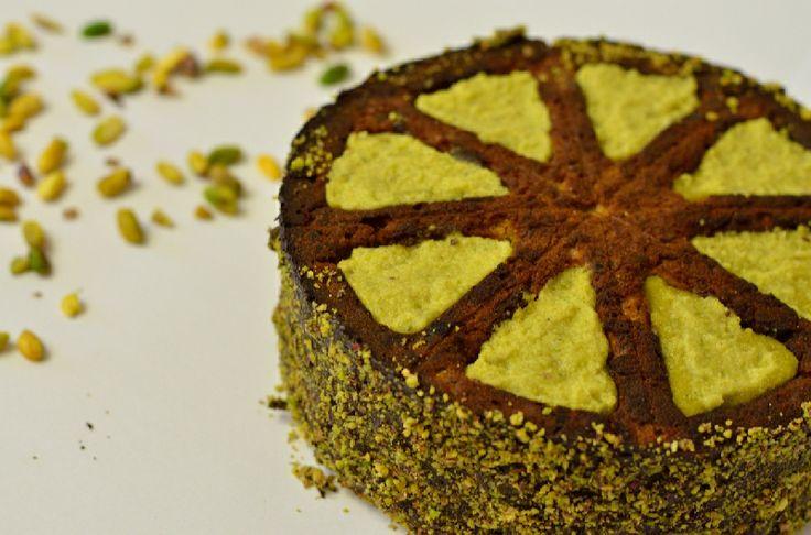 Arab ízek tortája recept