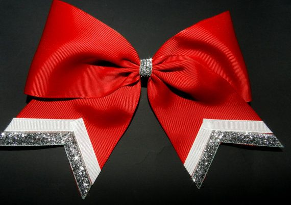 Texas Size Cheer bow