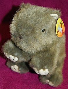 Sunwood Australian Souvenir Wombat Soft Toy