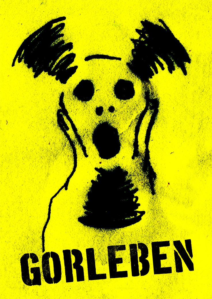 #poster #design about the nuclear waste repository in Gorleben, #Germany. [2012]