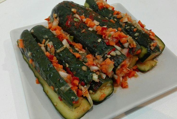 Kimchi de Pepino