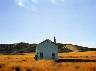 Cook House by Grahame Sydney for Sale - New Zealand Art Prints