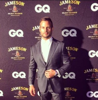 Ab-solutely delicious! Francois Hougaard is too hot to handle on Instagram