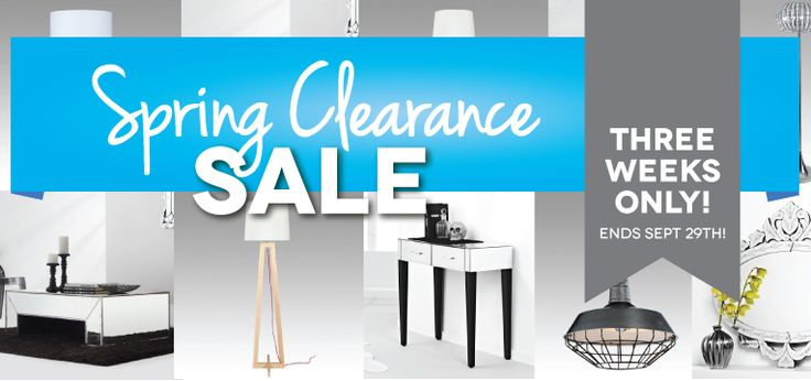 Spring Clearance Sale: Noozi is an online retailer showcasing both contemporary & classic designer look furniture.