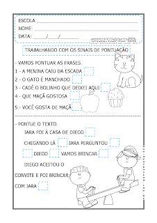 Pin Em Portugues Segundo Ano