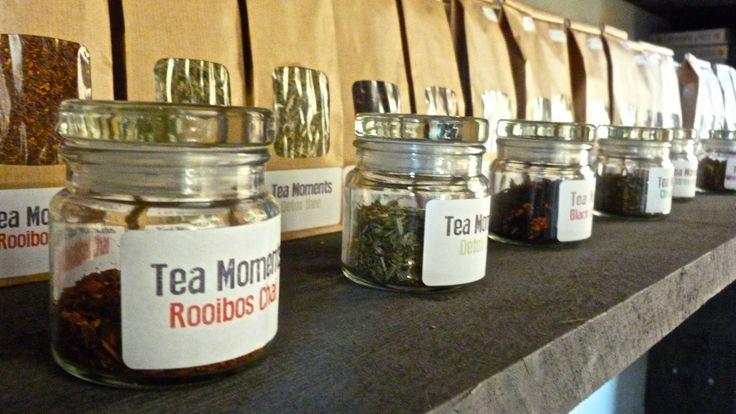 Tea Moments te koop en te proeven in de koffiecorner van Decolicious Sliedrecht. #TeaMoments #Tea #thee