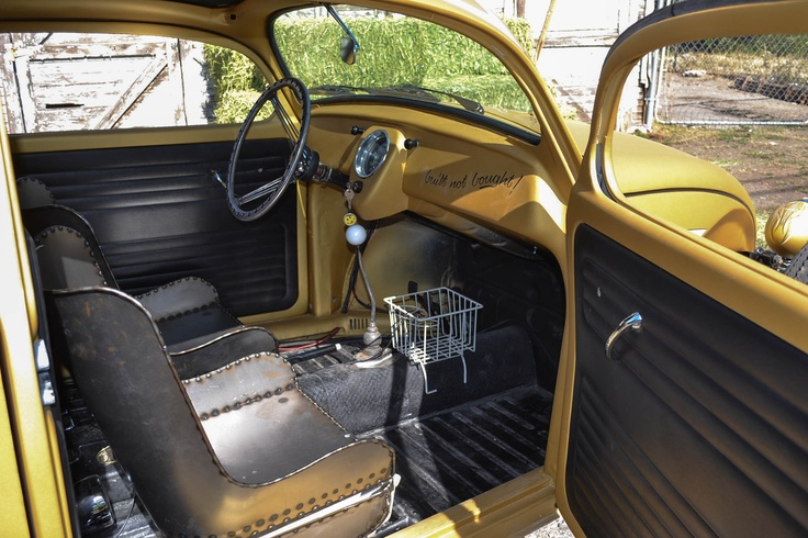 210 Best Vdub Interiors And Ideas Images On Pinterest Vw
