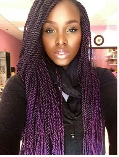 40 Super Chic Senegalese Twist Styles We Love!
