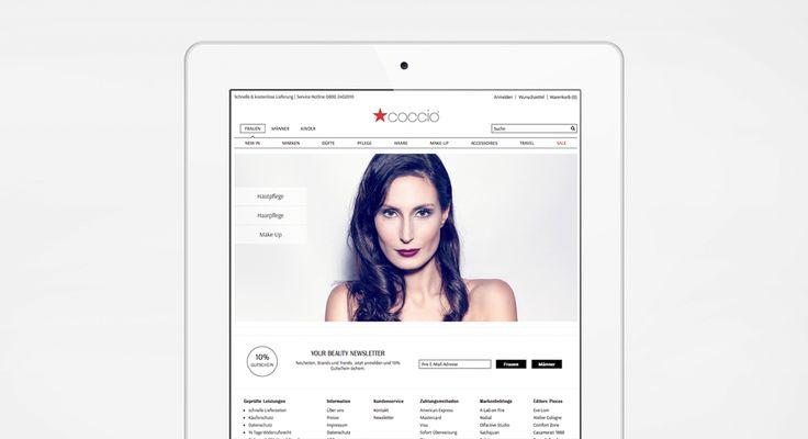Ein Projekt von C2 media   Wir erstellten für das Unternehmen Coccio GmbH (www.coccio.de) den Onlineshop auf Basis von Magento. Ziel war es dem Kunden einen authentischen und modernen Onlineshop zu erstellen, welcher den Geschmack seiner exklusiven Zielgruppe mit Design und Funktion optimal trifft. Eigens für die Produktion des Onlineshops wurde Bildmaterial in Auftrag gegeben, welcher die Exklusivität der Produkte unterstreicht.