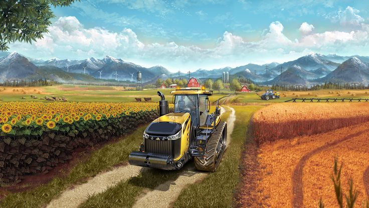 What fans think about new Farming Simulator 17? 3
