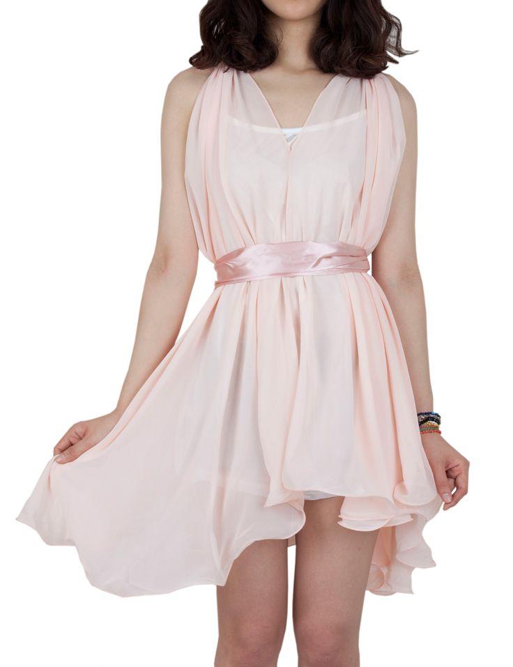 PorStyle Women Lovely Chiffon Draping Belted Dresses $34.99  http://porstyle.com/  http://www.amazon.com/PorStyle-Lovely-Chiffon-Draping-Dresses/dp/B00E53MRHM/ref=sr_1_28?s=apparel=UTF8=1375064626=1-28=porstyle