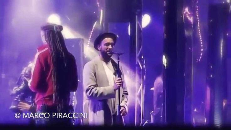 """MARCO MENGONI: """"Ti ho voluto bene veramente"""" live @ MTV EMA soundcheck"""