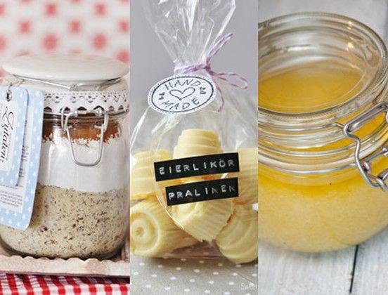 Více než 25 nejlepších nápadů na Pinterestu na téma Kleine - kleine geschenke aus der küche
