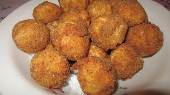 Chiftelute din cartofi