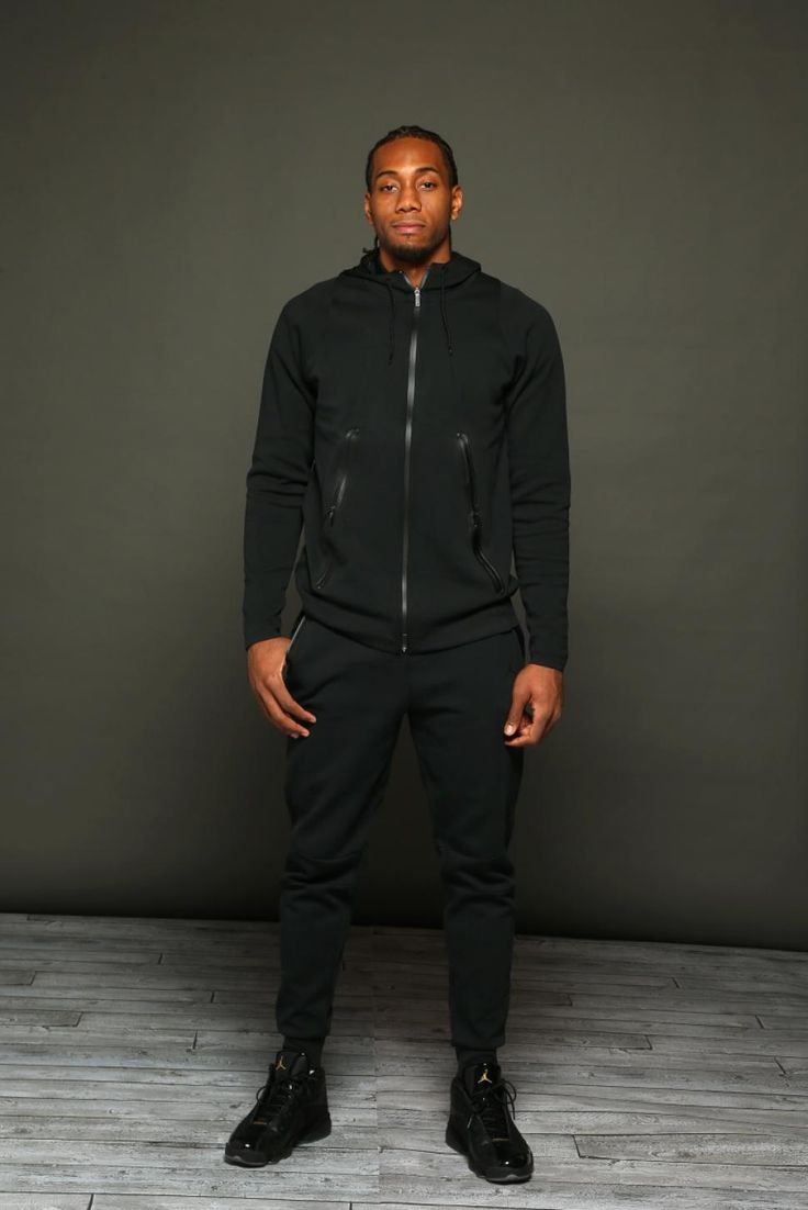 Kawhi Leonard #2 of the San Antonio Spurs poses for a portrait on Feb. 11, 2016 at the Sheraton Centre as part of 2016 NBA All-Star Weekend in Toronto, Ontario Canada.