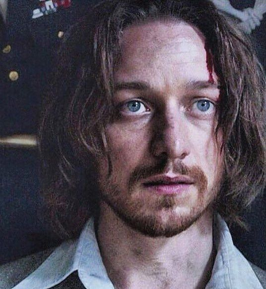 """James McAvoy as Charles Xavier/ Professor X in """"X-Men: Days of Future Past"""""""