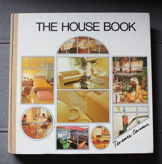 The House Book by Terence Conran by janestangerinehouse on Etsy