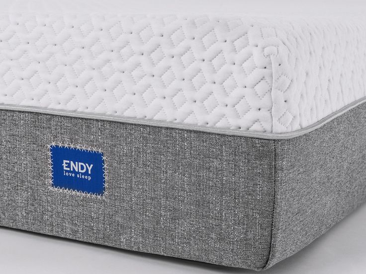 Sleep well knowing you've supported a local startup.  The Endy's unique 3-layer composition provides a perfect combination of comfort & support.