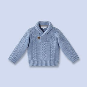 Layette Boys Knit Jumper