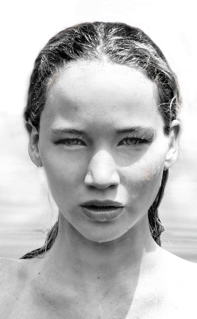 Jennifer Lawrence: Early Modeling Pics | E! Online Mobile