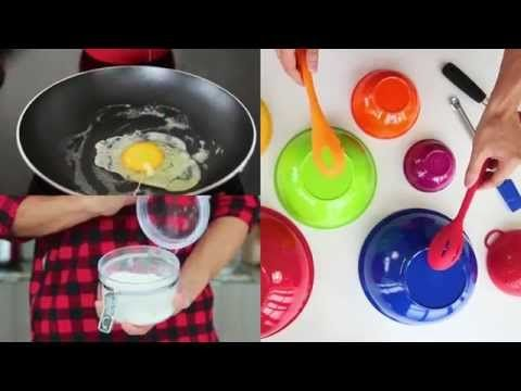 'Breakfast Samba', A Tasty Song by Musician Andrew Huang Made From Sounds Heard While He Prepares Breakfast