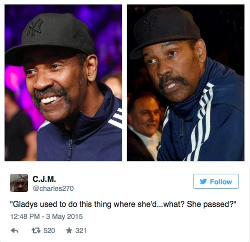 Denzel Washington Has a Few Words About His 'Uncle Denzel' Meme