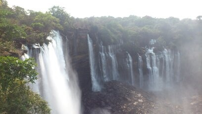 Cataratas de Kalendula, Angola2012