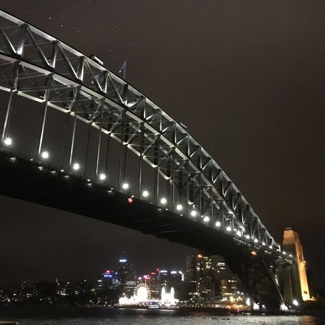 """Sydney Harbour Bridge"" by Cath - £10"