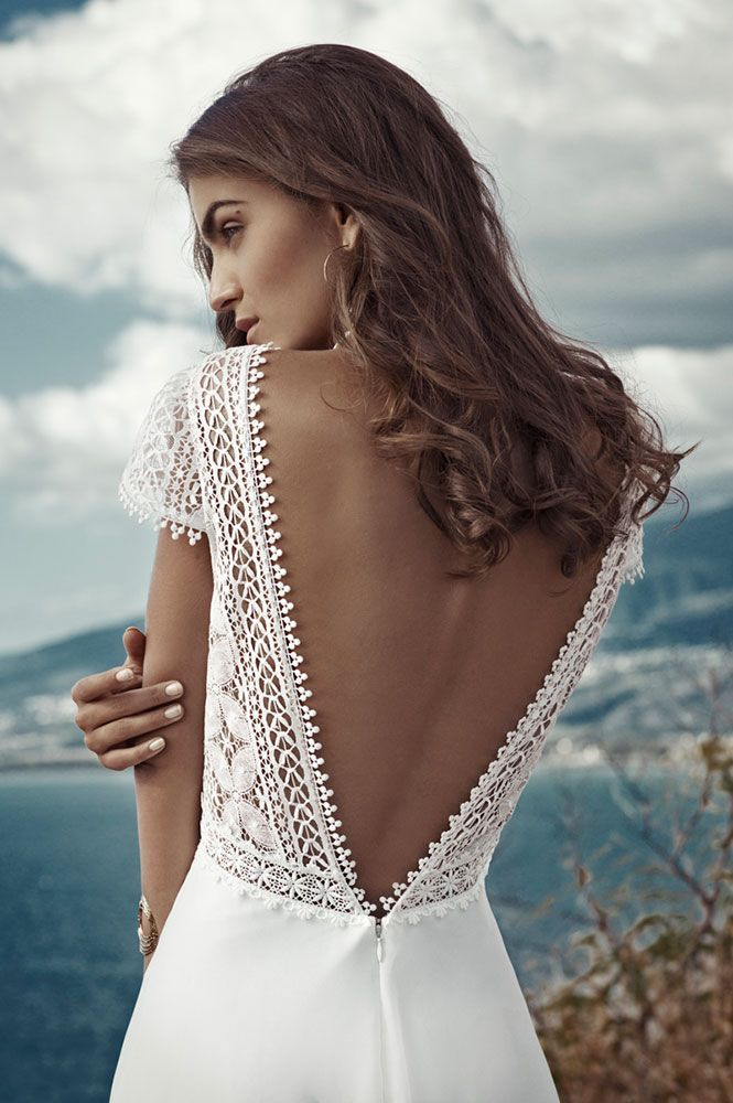 Wedding dresses Fabienne Alagama – Campaign 2019