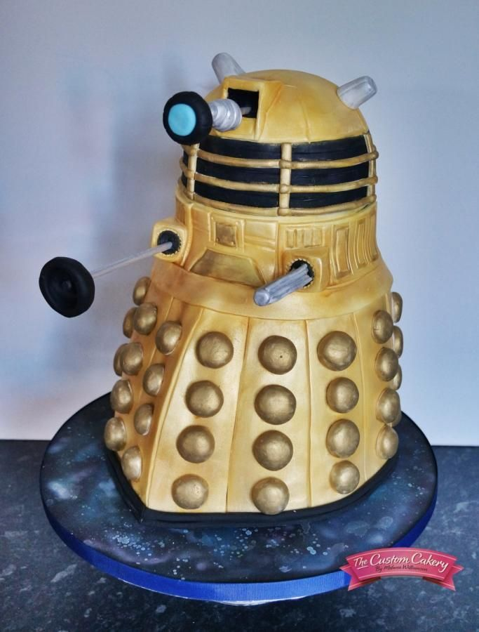 137 Best Doctor Who Cakes Images On Postres And Recipies