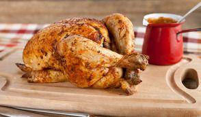 Roasted BBQ Chicken