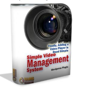 Simple Video Management : To Build Video Player and Video Manager. Simple Video Management System Plugin-Multi Site Simple Video Management System WP Plugin by David Perdew is Best WordPress Plugin To Build Video Player and Video Manager For Any Website and gives you a central management system for all of your videos, it is a simple solution with only the functionality your needed to enhance any business using video by focusing on functionality and marketing power.