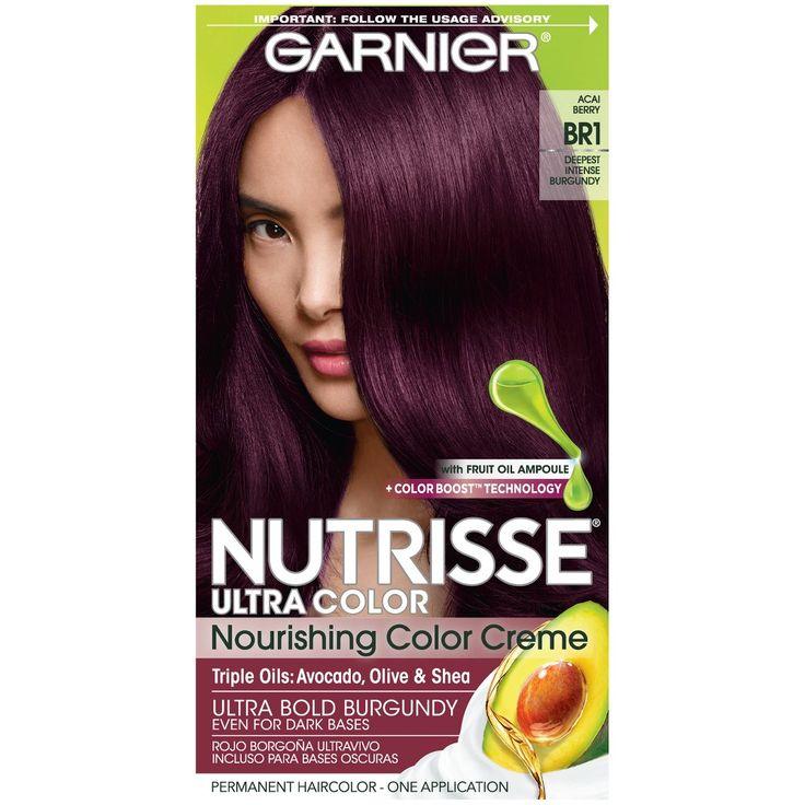 Garnier Nutrisse Ultra Color Nourishing Color Creme BR1