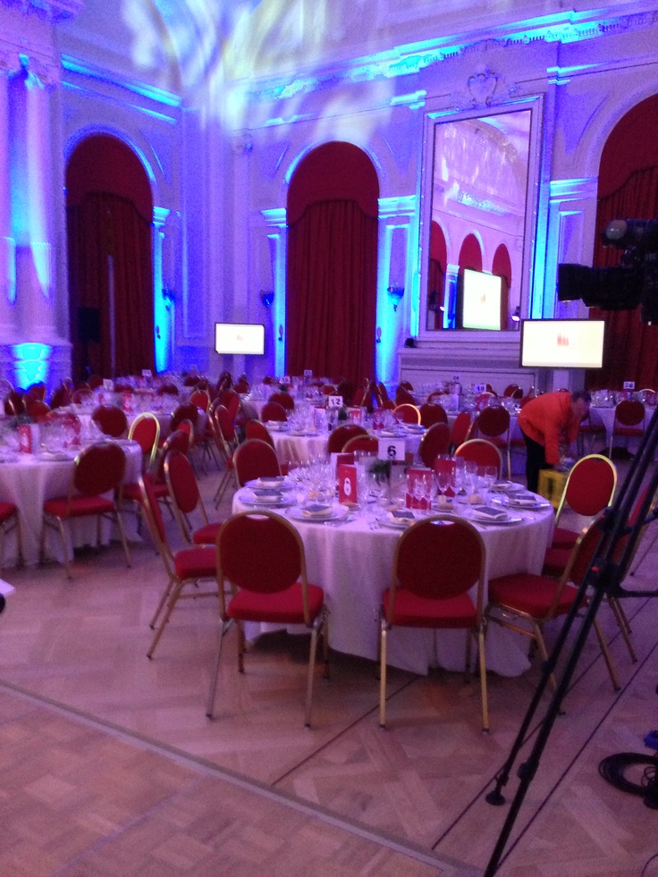 Russian Charity Ball by Indiact