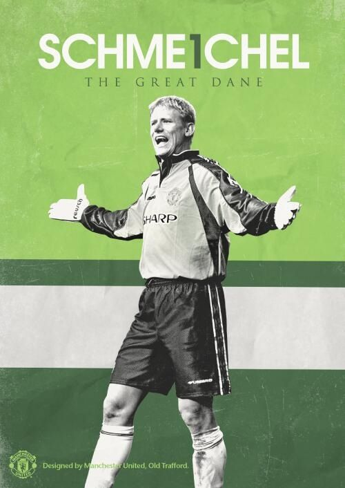 The Great Dane, Peter Schmeichel. Manchester United. #mufc @Traci Puk Puk Janousek