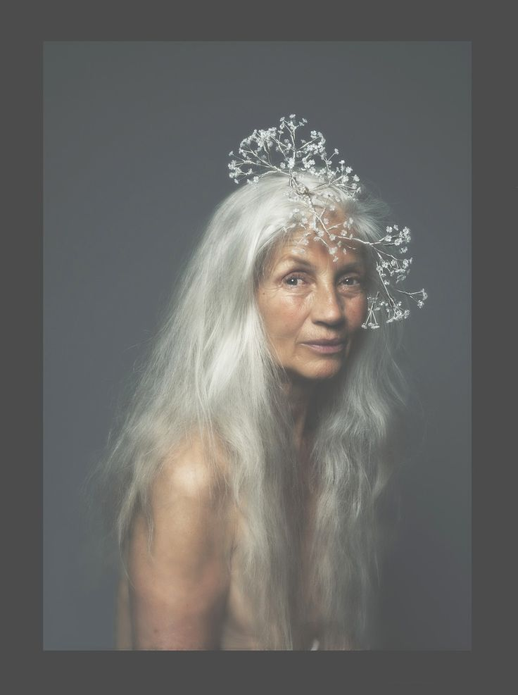 Swedish fashion icon Ingmari Lamy