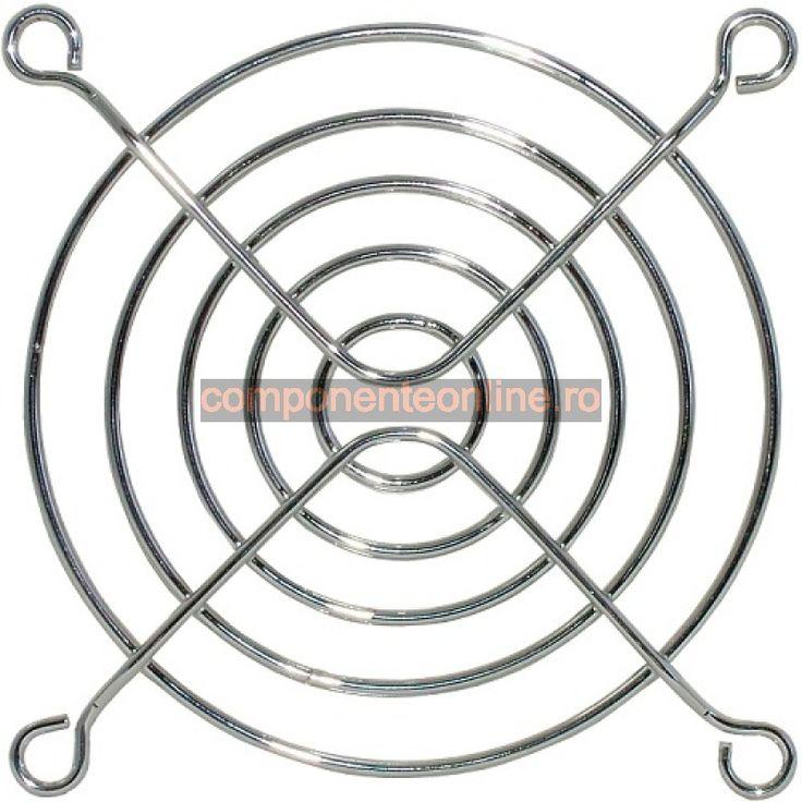 Grilaj protector pentru ventilatoare - 70x70 mm - 118403