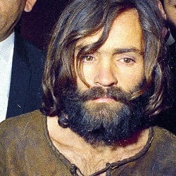 A psychopath? A cult leader? A messiah? A person the Beach Boys stole theirmaterial from? Charles Manson is an easy target for any phobias.