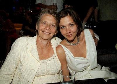 Naomi Foner and Maggie Gyllenhaal