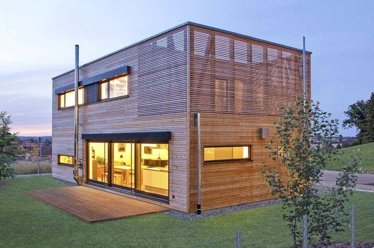 Wie funktioniert Null Energie Haus