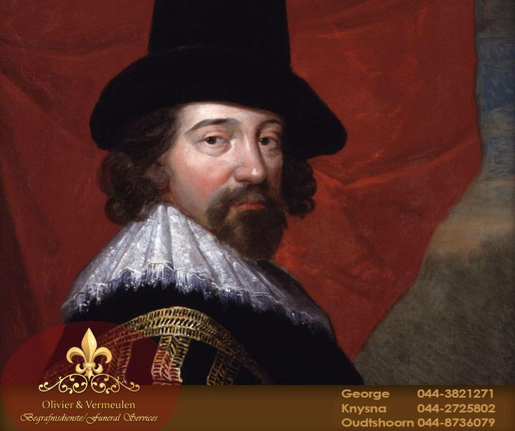 Francis Bacon was born on this day in 1561. He had a long list of achievements on his resume like an English Philosopher, Statesman, Scientist, Jurist, Orator, Essayist, and Author. #prayer #thoughts #grief