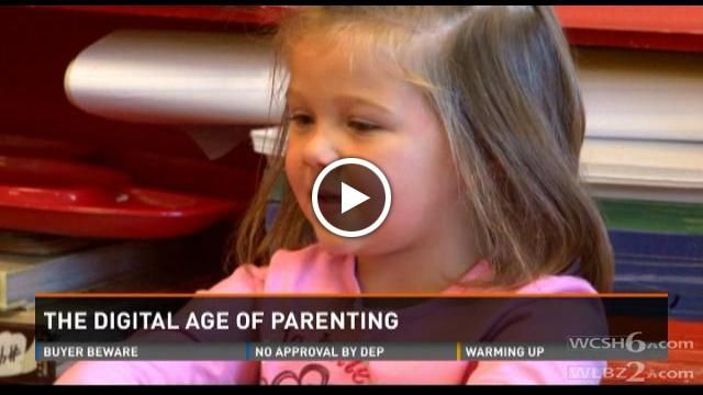 The Age of #DigitalParenting