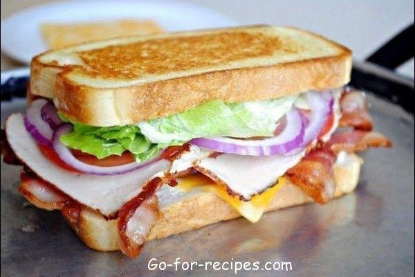 The Sandwich Club