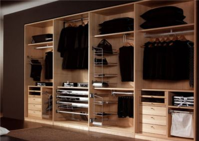 17 best images about wardrobe internals on pinterest for Different types of wardrobe designs