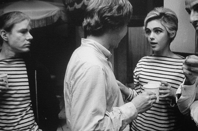 Edie Sedgwick Andy Warhol   Beatnik Fashion   Pinterest ...