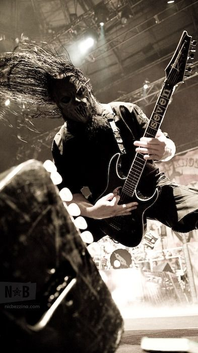 Mick Thompson, Slipknot #7